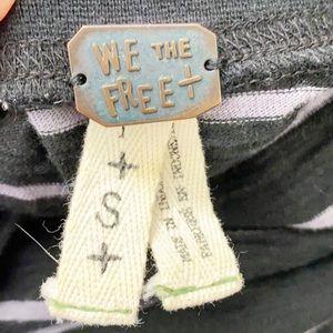 Free People Tops - Free People Breton Striped Long Sleeve Tee